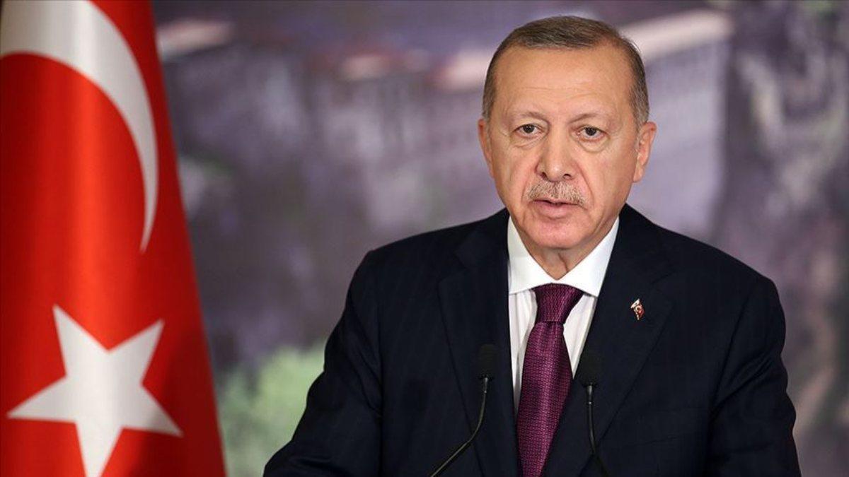 Erdoğan'dan, Ermeni saldırılarını kınayan partilere teşekkür