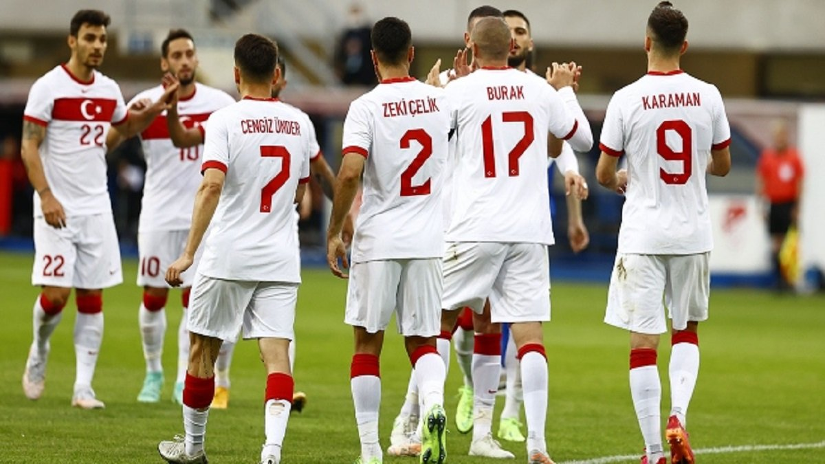 EURO 2020'de ikinci sınav: Türkiye-Galler...