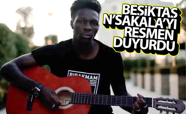 Fabrice N'Sakala Beşiktaş'ta