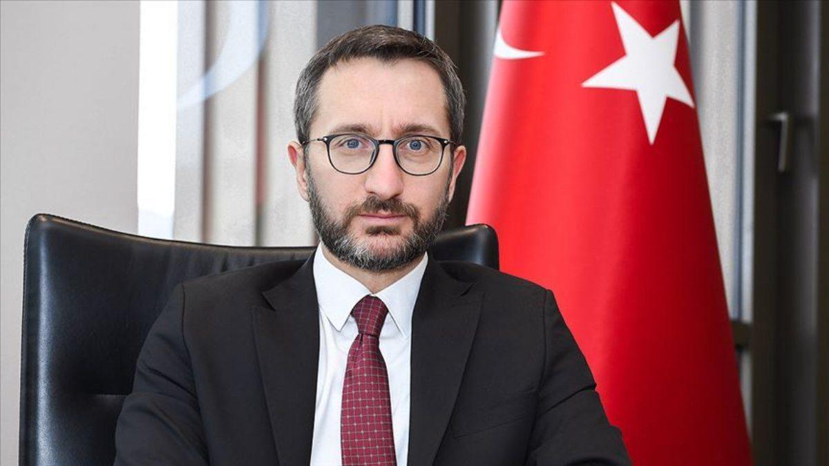 Fahrettin Altun: Batı, HDP/PKK yalanlarını yaymayı bırakmalı
