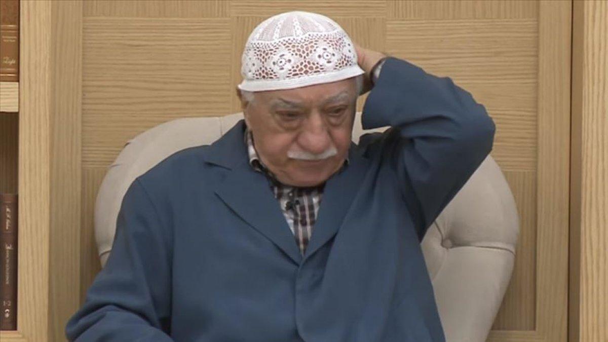 FETÖ elebaşı Gülen'in de aralarında bulunduğu 62 darbeci tazminat ödeyecek