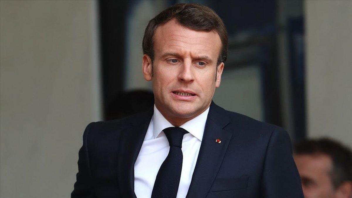 span style=color:unsetFransa Cumhurbaşkanı Macron koronavirüse.../span