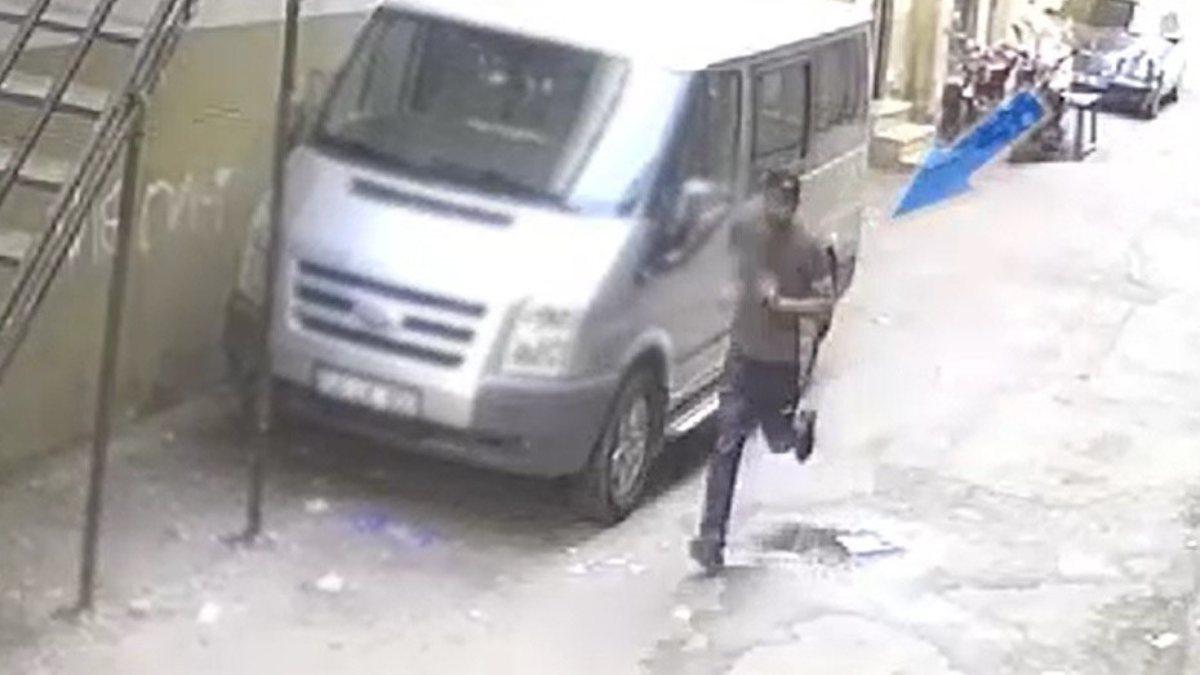 Gaziantep'te 12 yaşındaki çocuk kapkaça uğradı