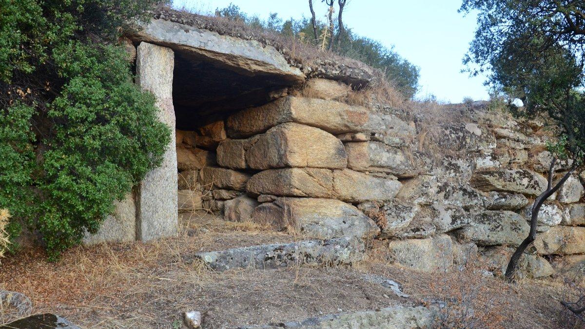 Gerga Antik Kenti'nde kazı çalışmaları başladı