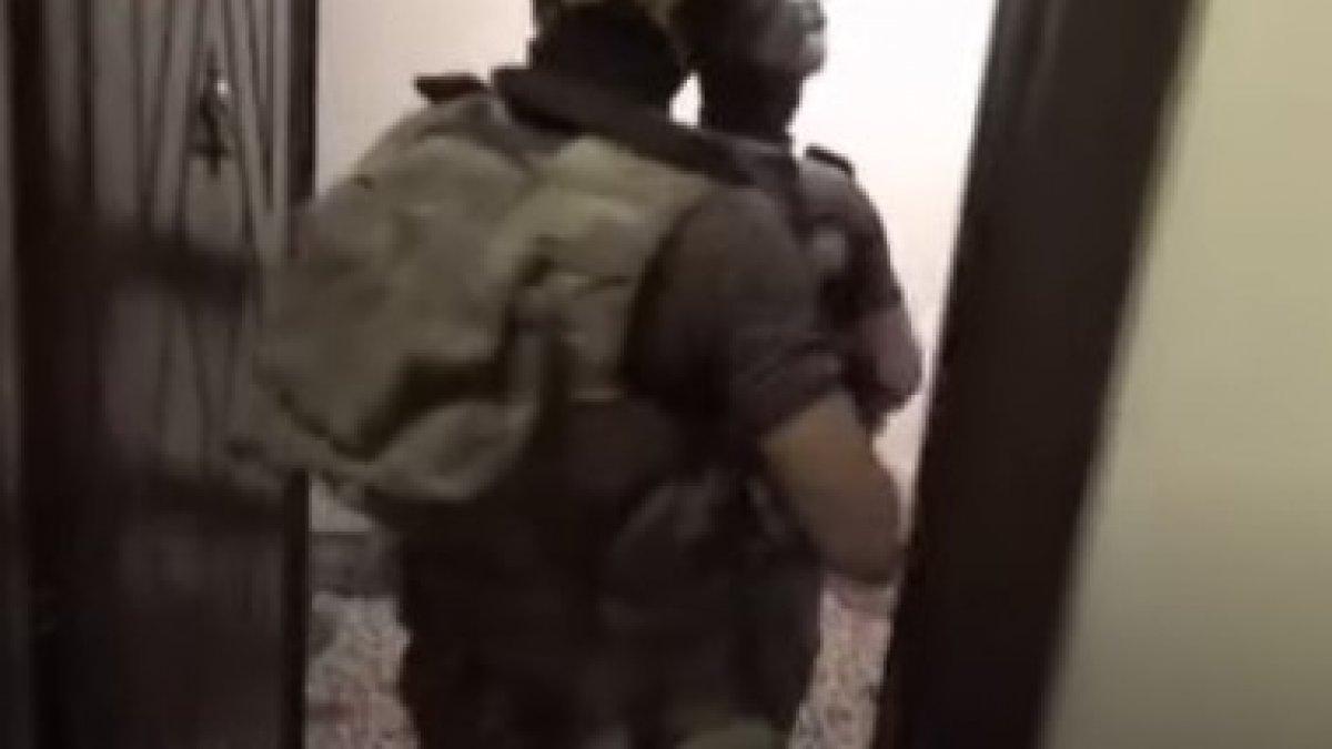Gri listedeki terörist Kerim Kaya yakalandı