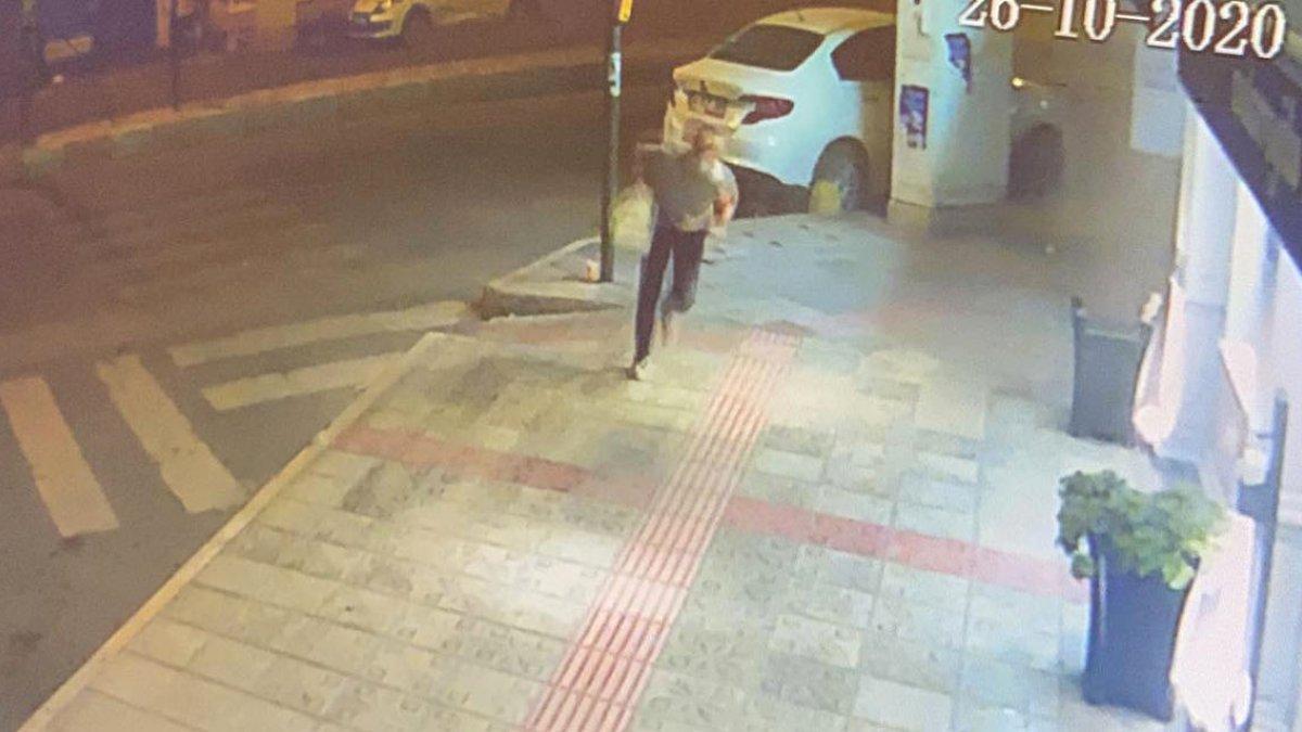 Hatay'daki saldırının yeni görüntüleri ortaya çıktı