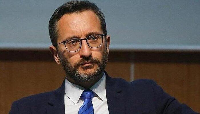 İletişim Başkanı Altun'dan İdlib açıklaması: Bu saldırılara karşılık vermeye devam edeceğiz