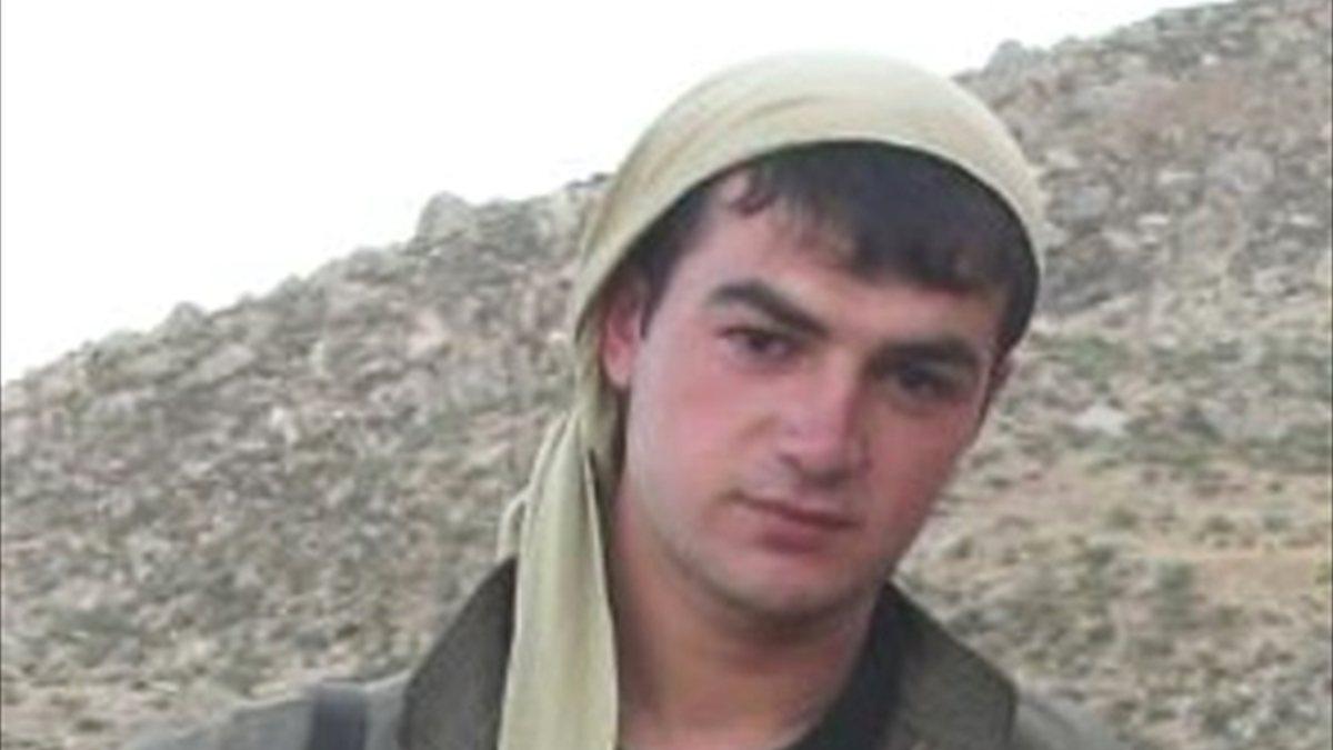 Irak ile Suriye arasındaki terörist sevkini koordine eden Hizret Çalkın öldürüldü