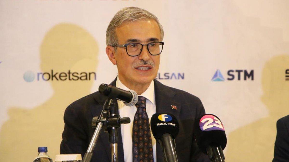 İsmail Demir: Bugün savunma sanayi ciromuz...