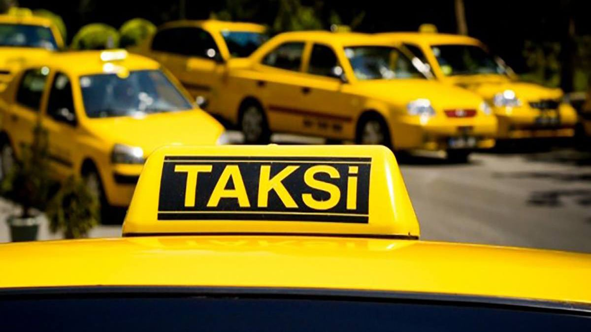 İstanbula 6 bin yeni taksi teklifi...