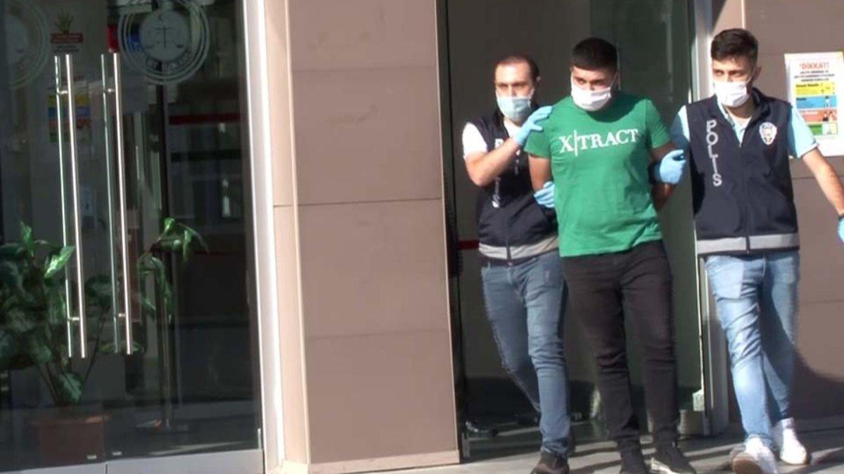 İstanbulda gasp dehşeti şüphelilerinden...