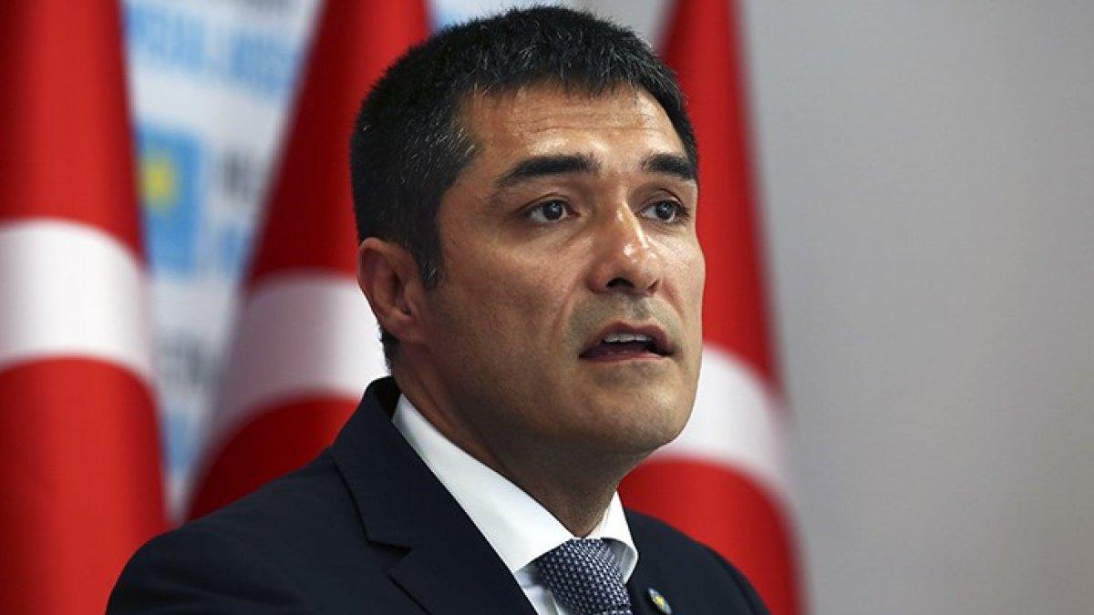 span style=color:unsetİYİ Parti İstanbul İl Başkanı.../span