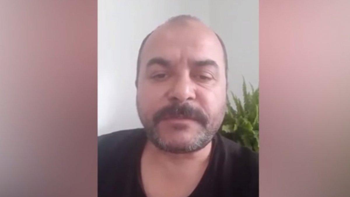 İzmir depremi için 'felaketi kendileri istedi' şeklinde konuşan kişi yakalandı