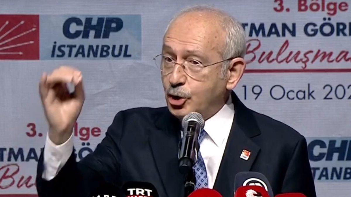 Kemal Kılıçdaroğlu: Önce Allah'a sonra bize güveneceksiniz