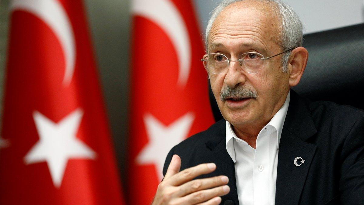 Kemal Kılıçdaroğlu: Türkiye yönetilmiyor, savruluyor