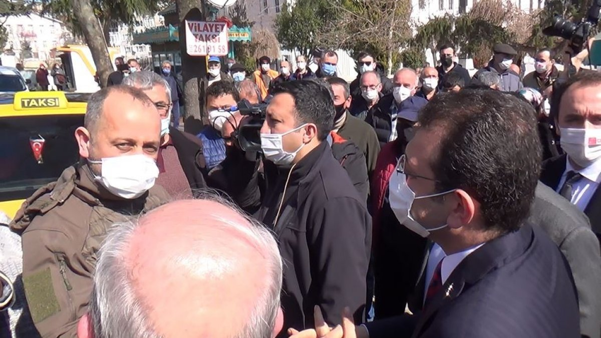 Mağdur şahıs, Tekirdağ Belediye Başkanını İmamoğlu'na şikayet etti