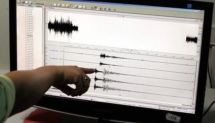Manisa'dan son dakika deprem haberi!