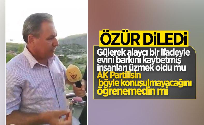 Mehmet Özeren, tartışılan sözleri nedeniyle özür diledi