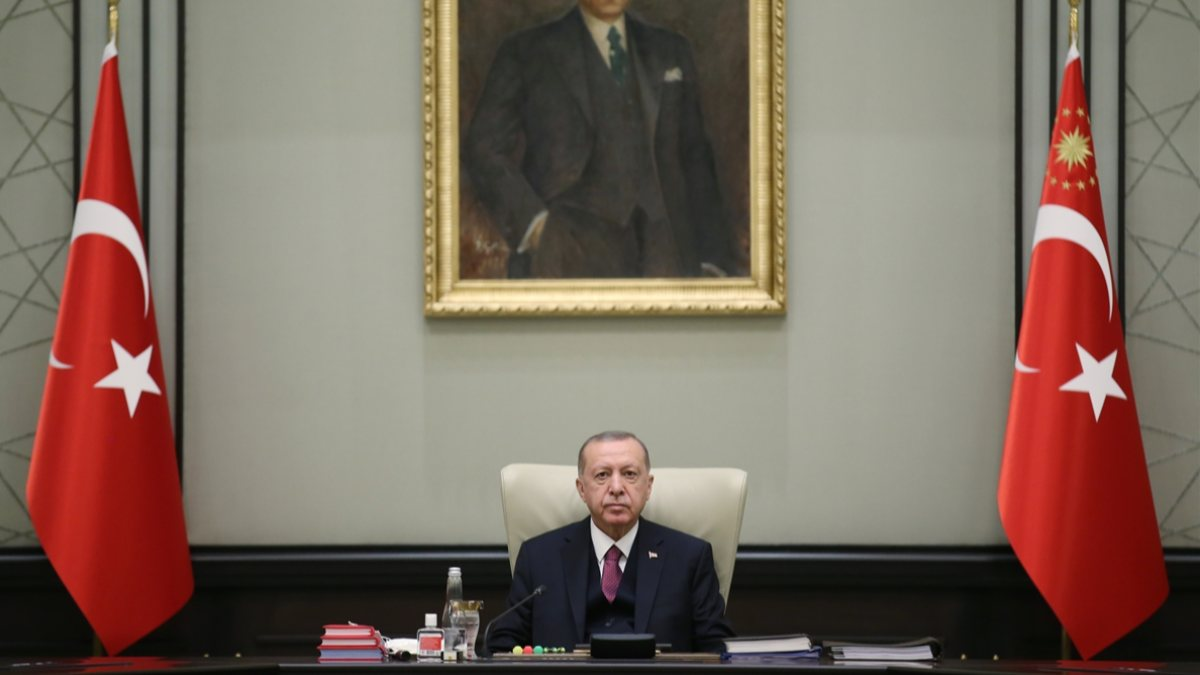 Milli Güvenlik Kurulu'ndan Doğu Akdeniz mesajı
