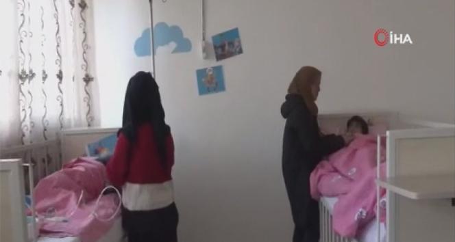 MSB: 'Barış Pınarı bölgesindeki Resülayn Hastanesi, Suriyeli çocuklara da şifa dağıtmaya başladı'