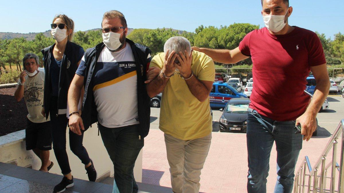 Muğla'da tacizden tutuklanan şahıs, cezaevinden çıkar çıkmaz yine aynısını yaptı