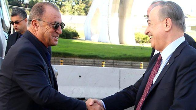 Mustafa Cengiz: Fatih Terim'le görüştüm, sağlığı yerinde