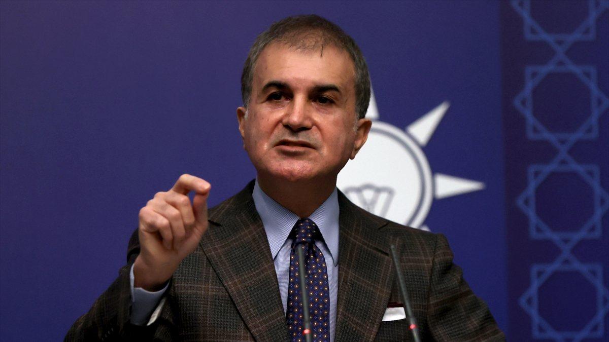 Ömer Çelik: Nefret siyasetini Kılıçdaroğlu, yazılım haline getirmiştir