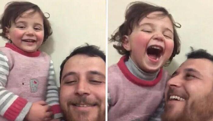 Oynadıkları 'savaş oyunu' yürekleri burkmuştu! Suriyeli Selva ve ailesi Türkiye'ye getirildi