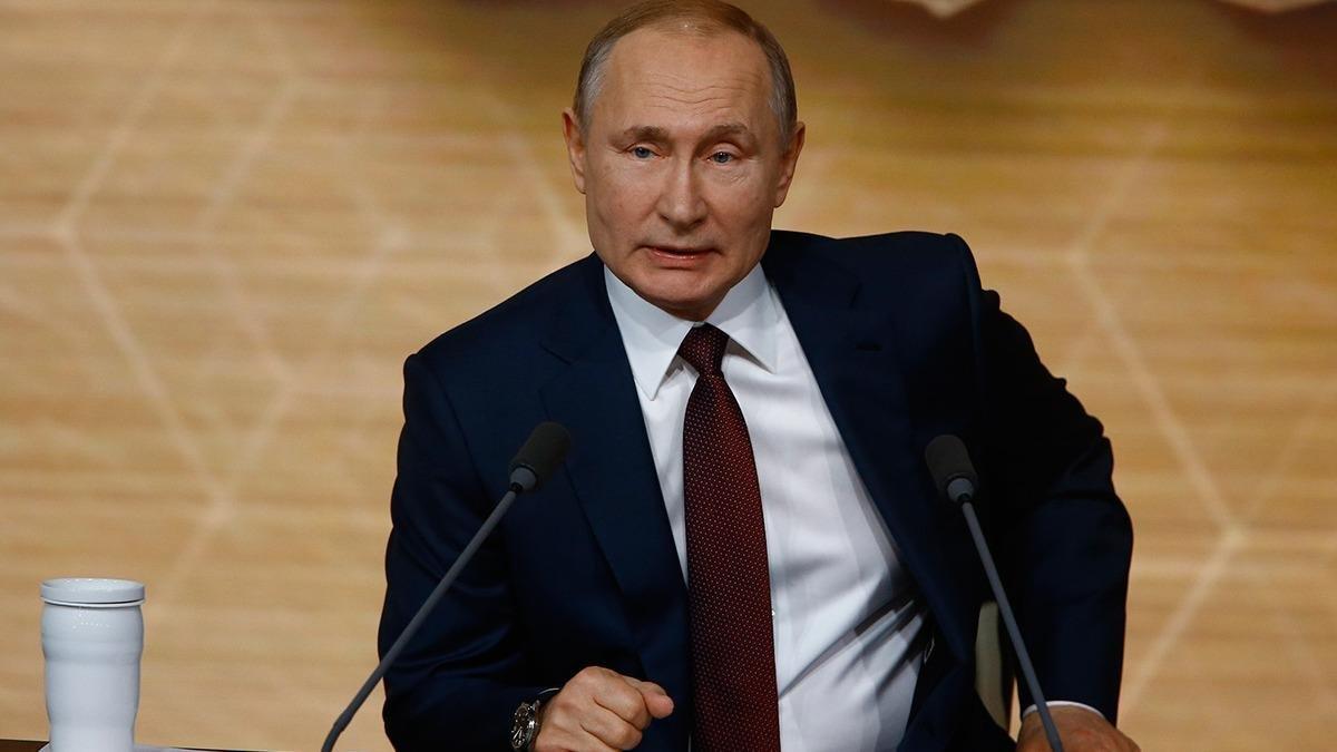 Putin: Artık 'Dağlık Karabağ Sorunu' ifadesini kullanmayacağız