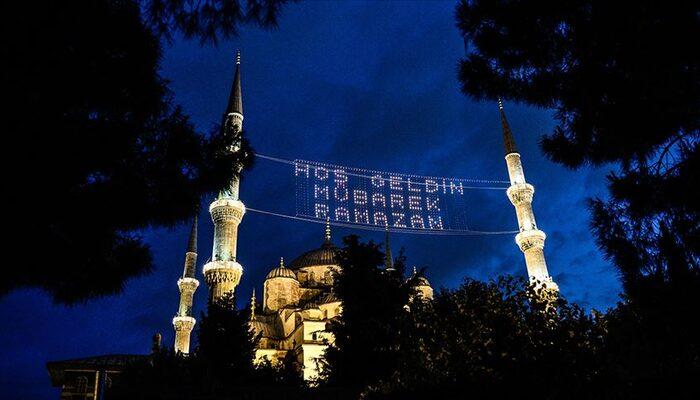Ramazan ayı ne zaman? Ramazan'ın ilk sahuruna ne zaman kalkılacak?