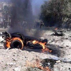 Resulaynda bombalı saldırı: 1 ölü,...