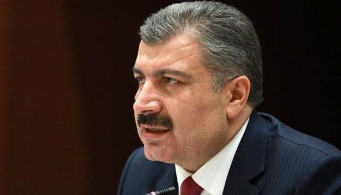 Sağlık Bakanı Fahrettin Koca'dan gece yarısı koronavirüs paylaşımı