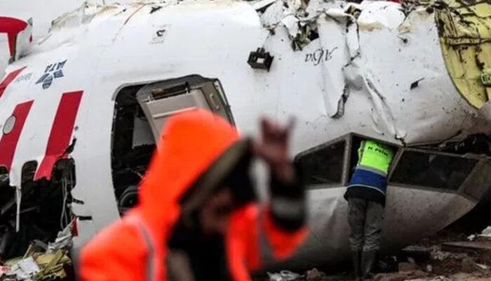 Son dakika: Sabiha Gökçen'deki uçak kazasıyla ilgili yeni gelişme!