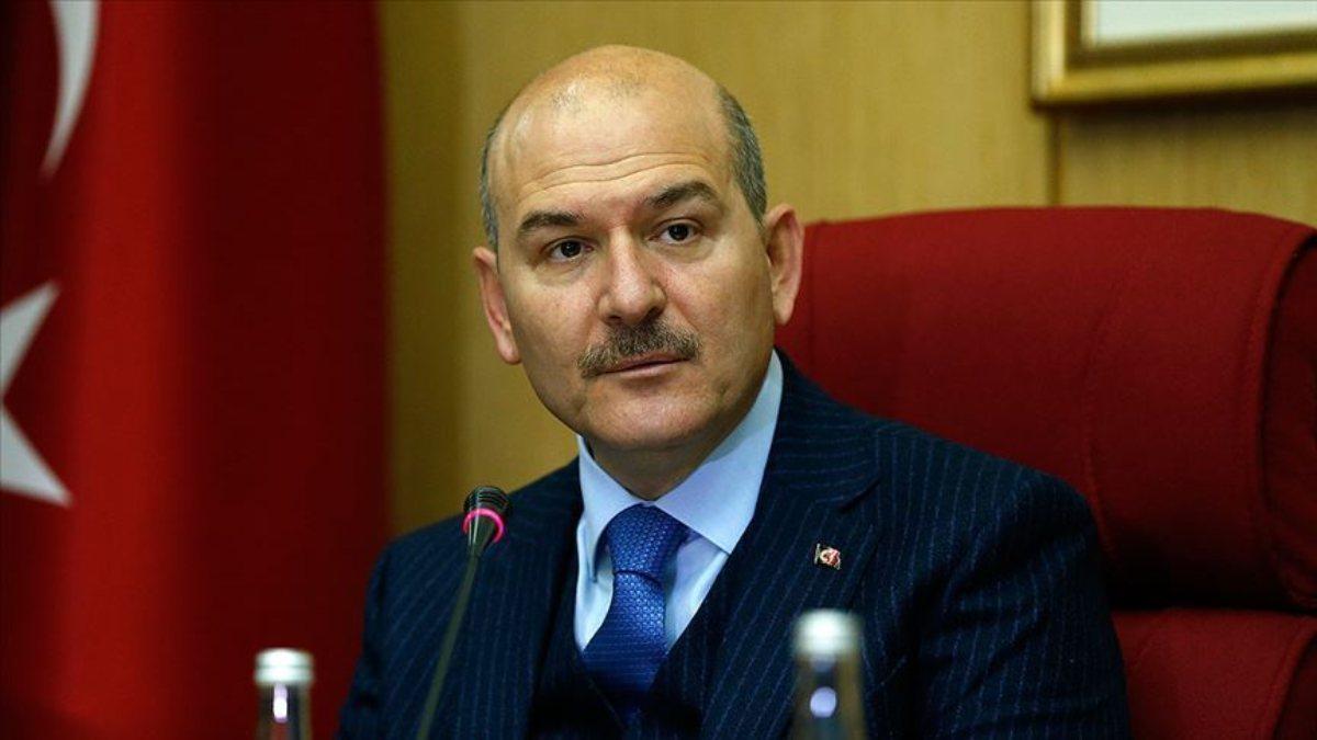 Süleyman Soylu: Kılıçdaroğlu hakkında suç duyurusunda bulunacağız