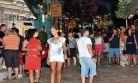 Tatil için yerli turistler Kaş'ı seçtiler