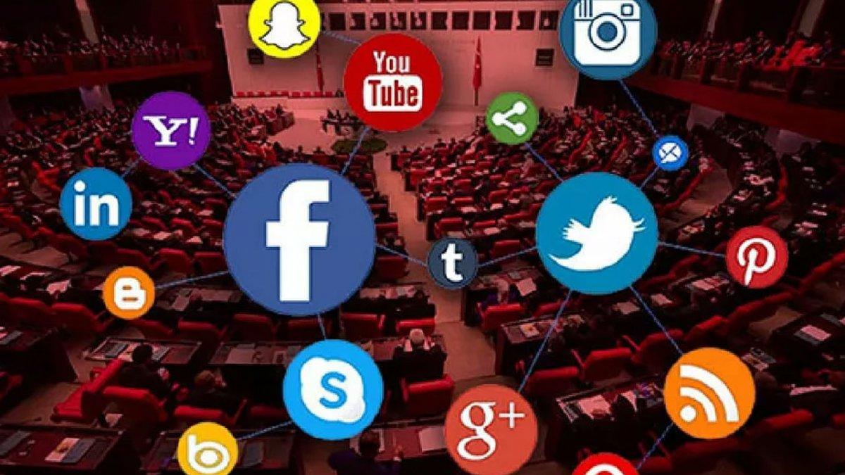 Temsilcilik açan sosyal medya devleri Meclis'e davet edildi