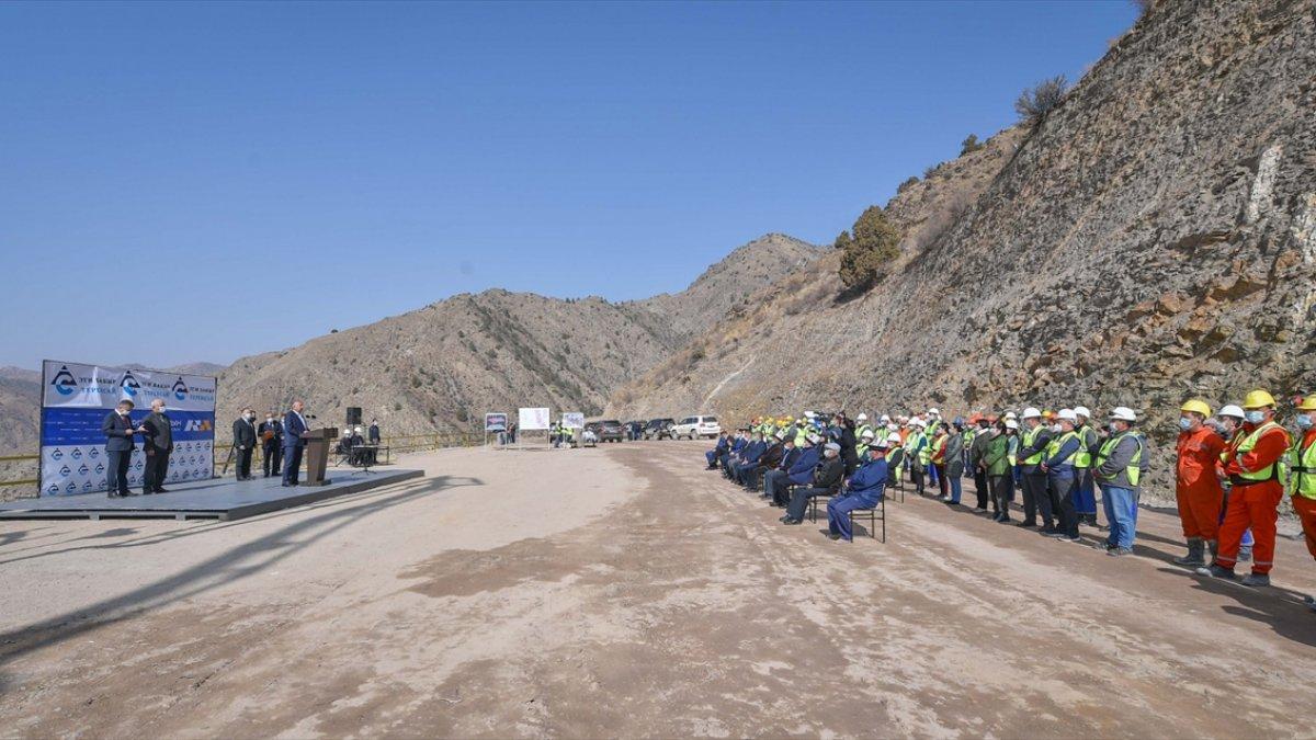 Türk maden şirketinden Kırgızistan'da 180 milyon dolarlık yatırım