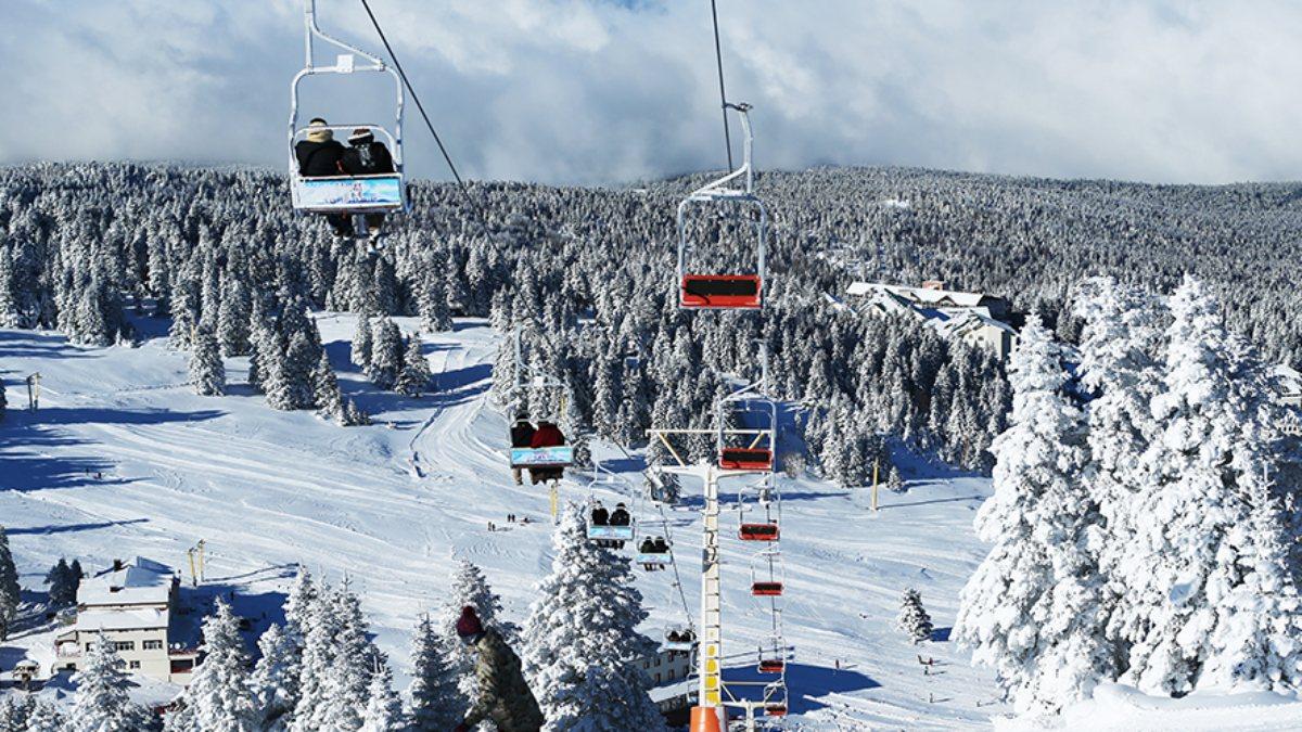 Uludağ'a gitmek yasaklandı mı? Kayak yapmak yasak mı? Kayak merkezlerine koronavirüs genelgesi..