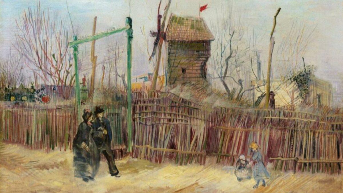 Van Gogh'un sergilenmemiş eseri 10 milyon dolara açık artırmada