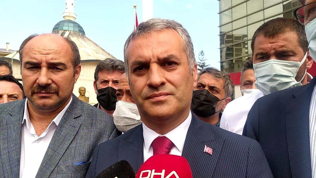 Yomra Belediye Başkanı Bıyık'a silahlı...
