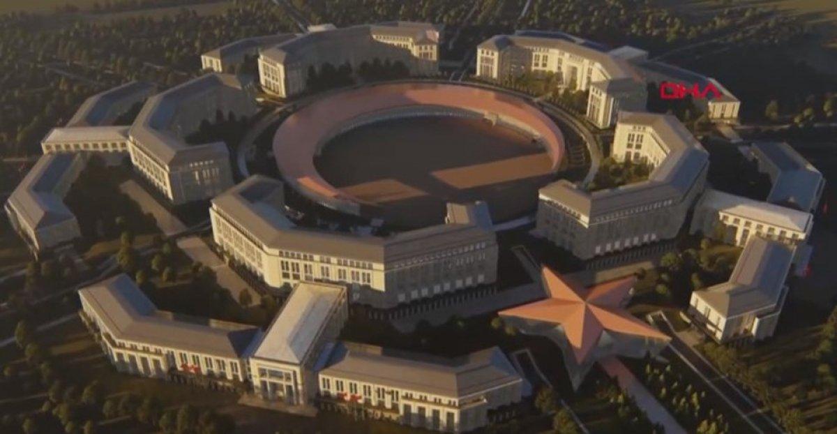 Türk Pentagonu: Ay Yıldız Karargahı nerede, hangi şehirde? #1