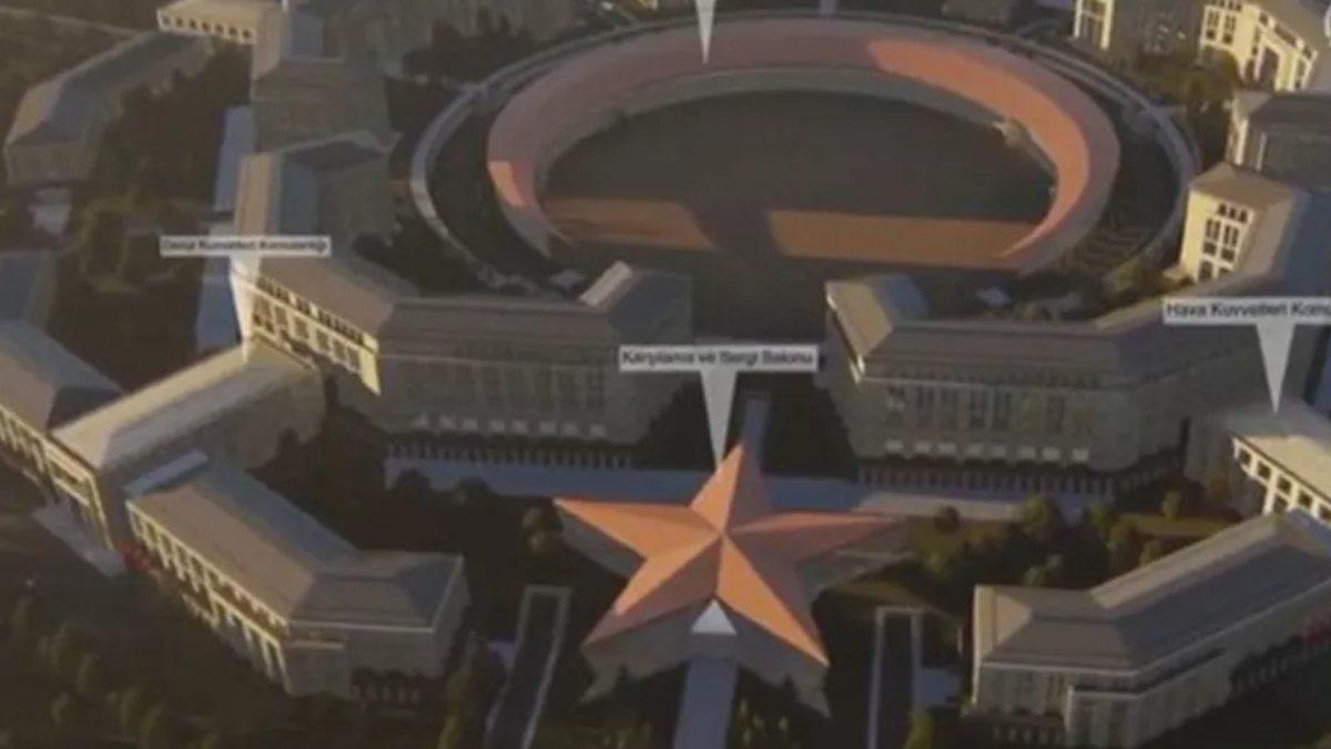 Türk Pentagonu: Ay Yıldız Karargahı nerede, hangi şehirde?