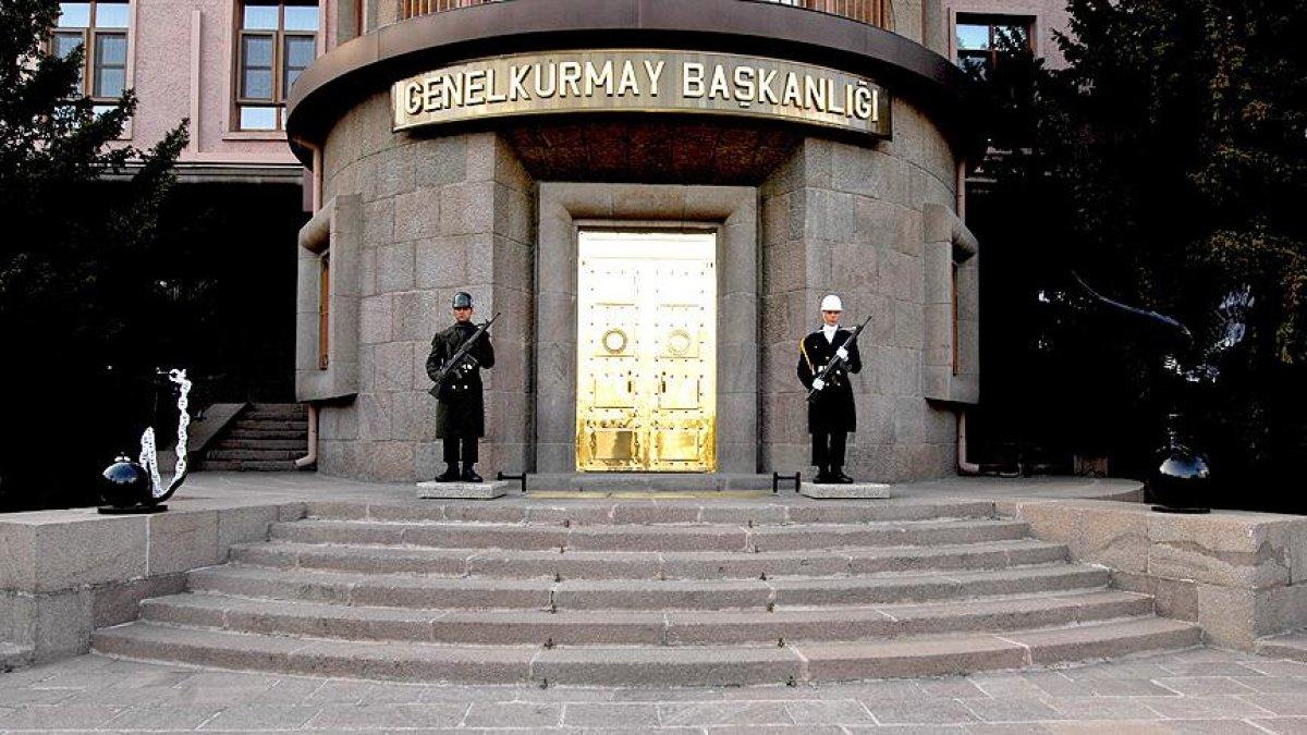 Türk Silahlı Kuvvetleri nde yeni atamalar Resmi Gazete de #1
