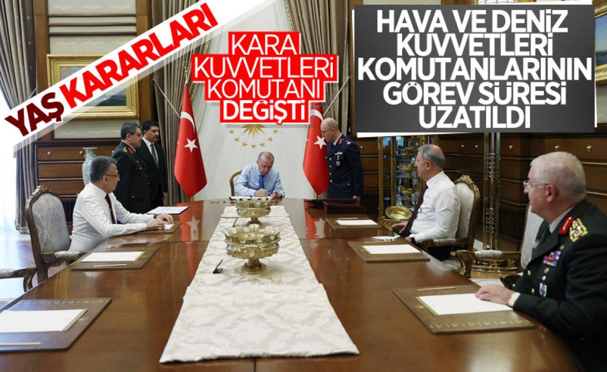 Türk Silahlı Kuvvetleri nde yeni atamalar Resmi Gazete de #17