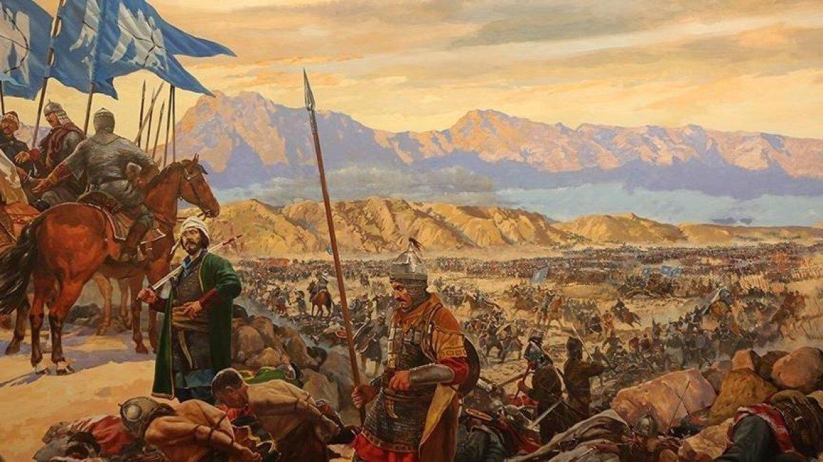 Türk tarihinin en şanlı zaferi: Malazgirt Zaferi #1