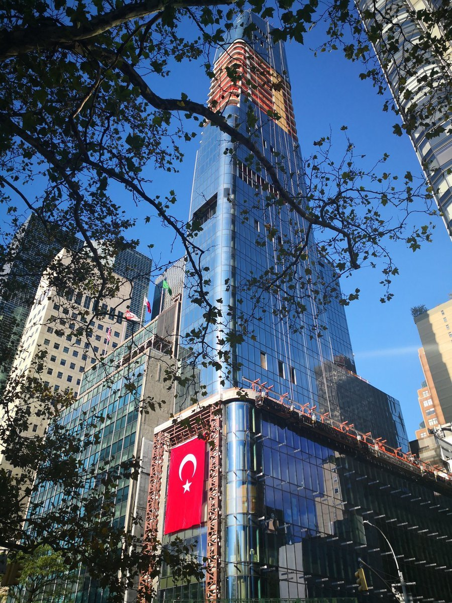 Türkevi Binası nerede? ABD nin kalbinde yükselen Ay Yıldız #2