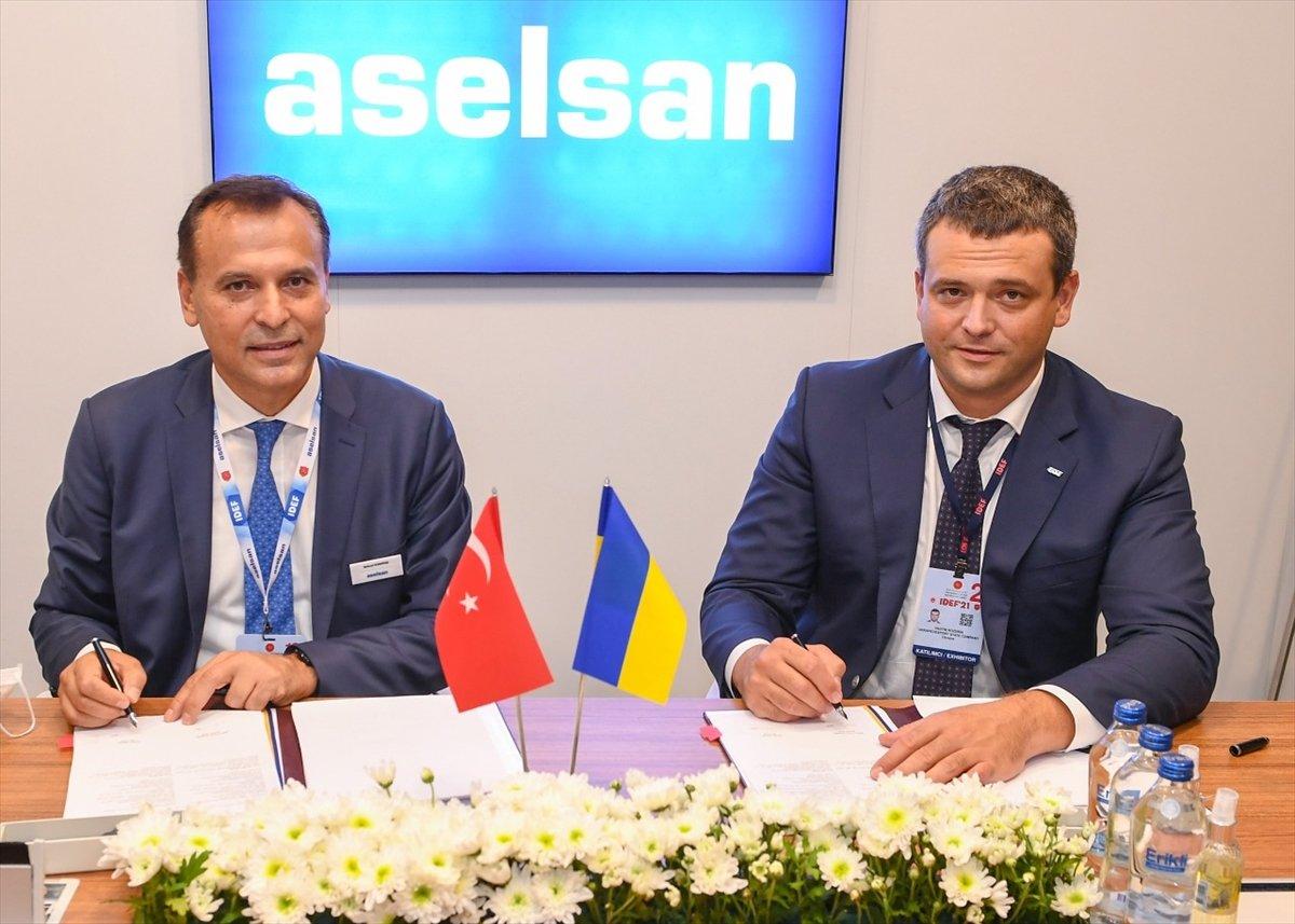 Türkiye ile Ukrayna arasında savunma alanında yeni anlaşma #1