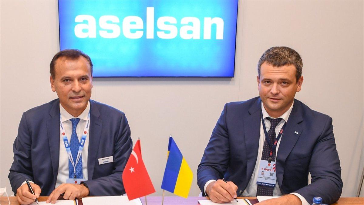 Türkiye ile Ukrayna arasında savunma alanında yeni anlaşma