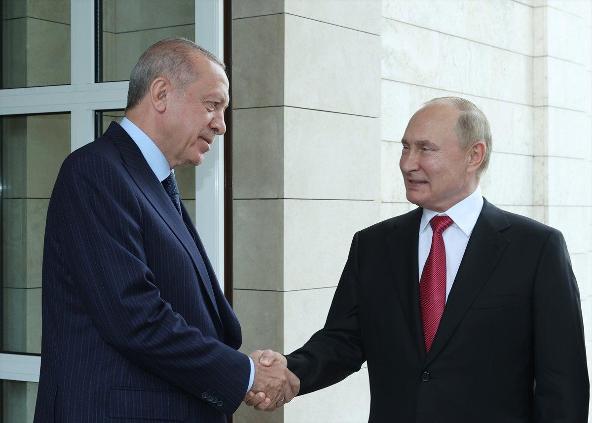 Vladimir Putin: Görüşme yararlı ve kapsayıcı geçti #1