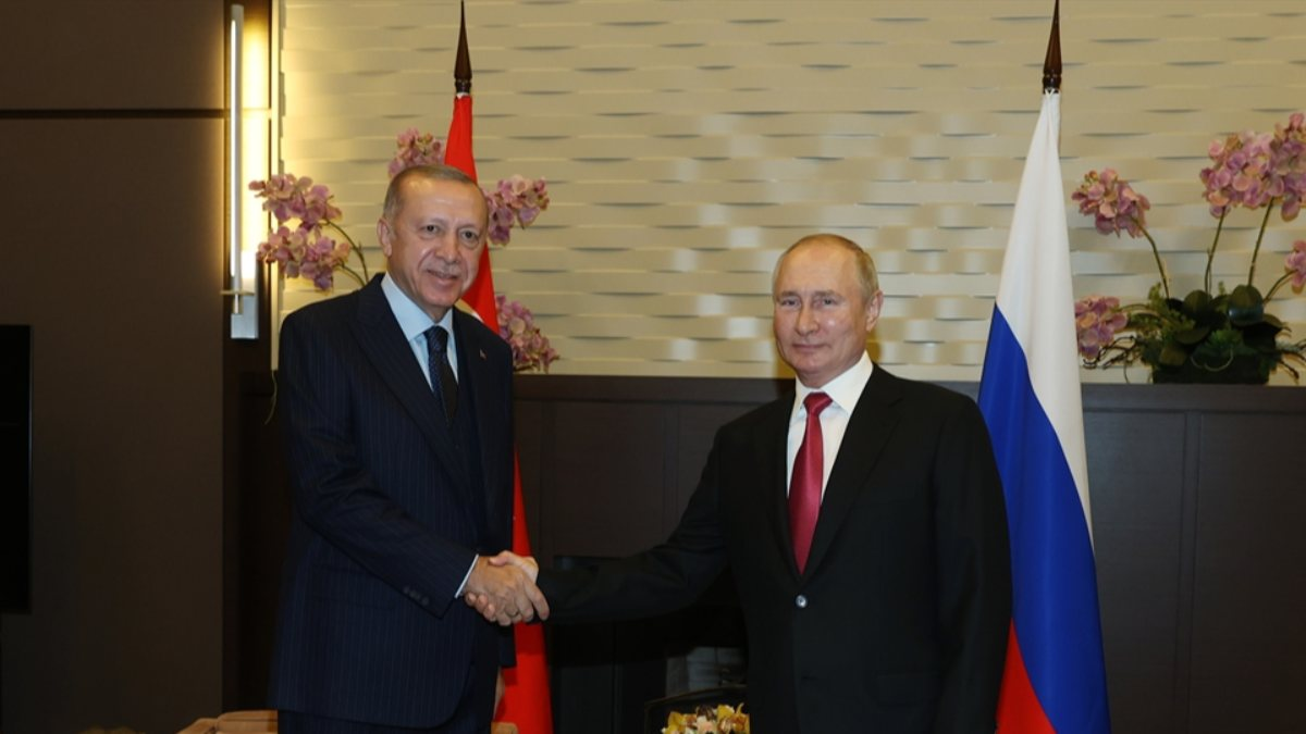 Vladimir Putin: Görüşme yararlı ve kapsayıcı geçti